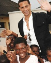 Rio Ferdinand's Live the Dream Foundation
