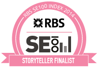 SE100Badges_2014_200x200_StorytellerAward_Finalist